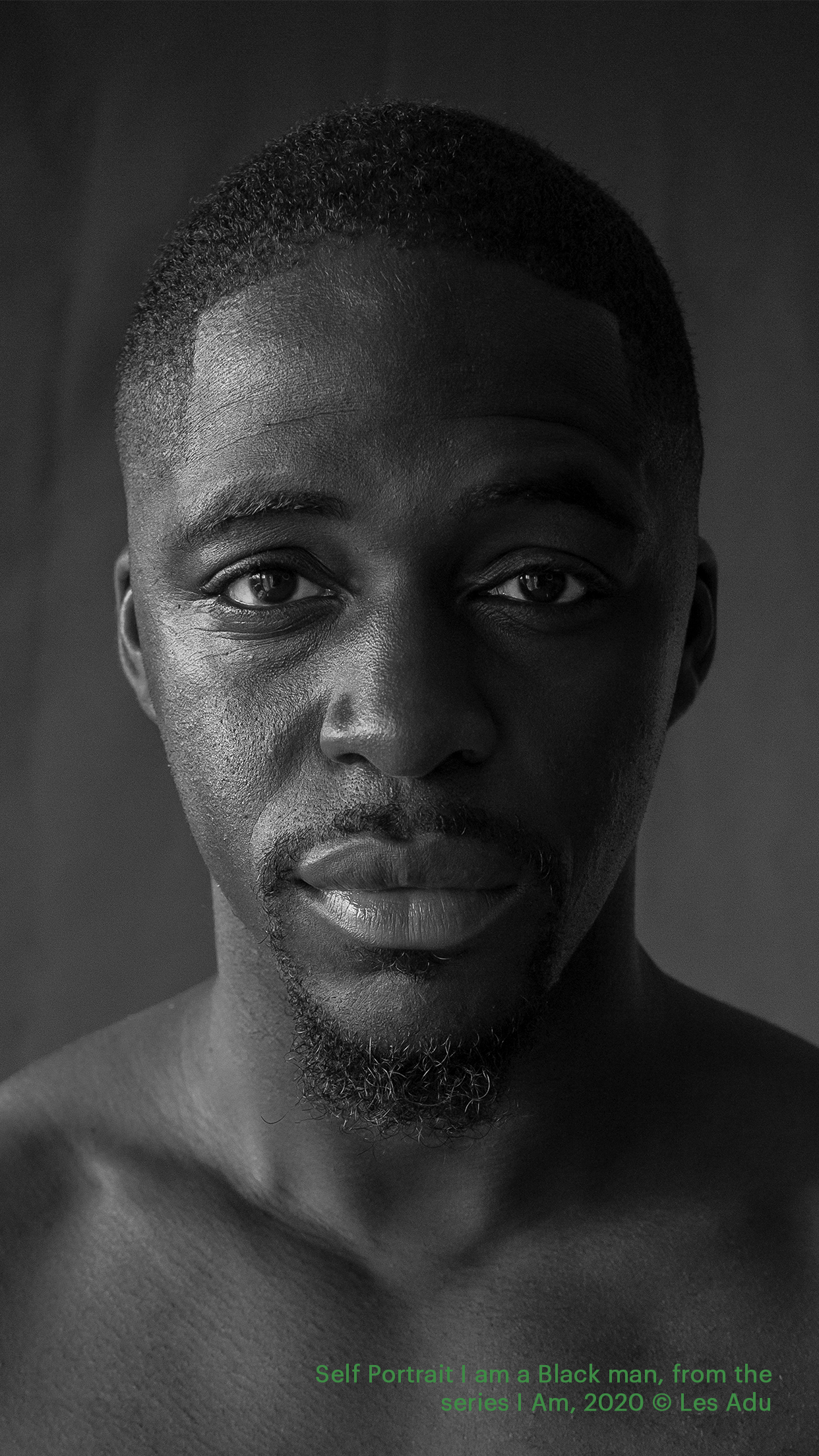 Les Adu's I Am a Black Man.