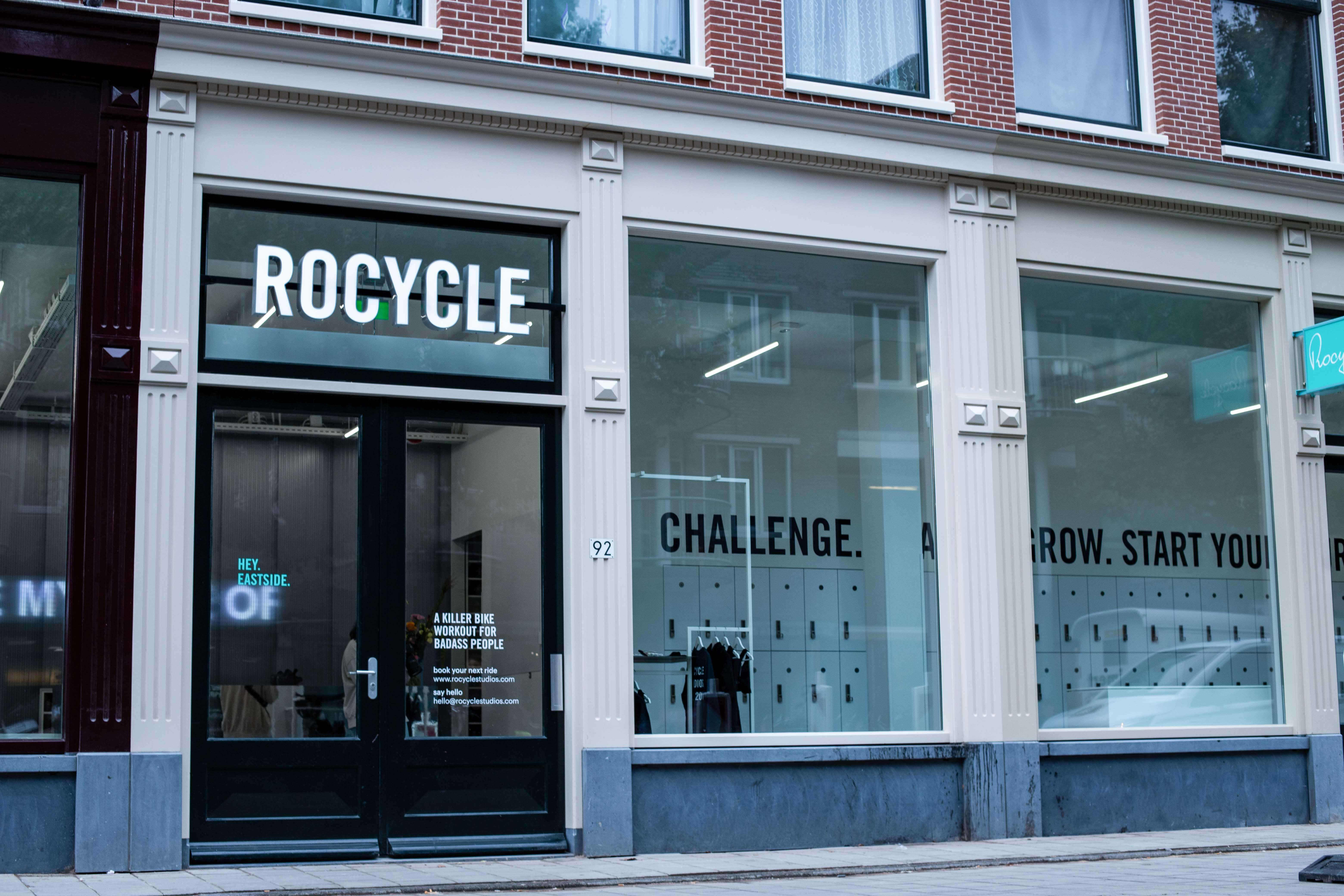 Welcome to Rocycle