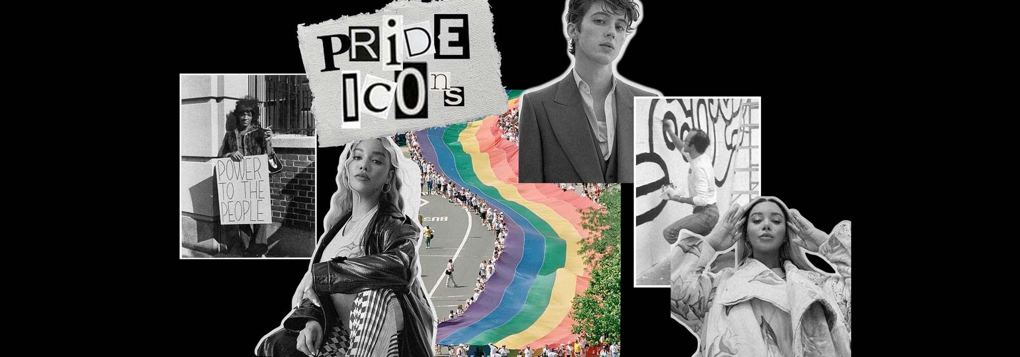 Pride icons